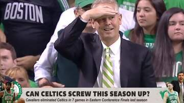 Paul and Al - Could The Celtics Mess Up This Potential Fairy Tale Season?