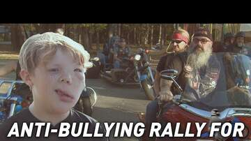 Rockin' Rick (Rick Rider) - Bullied Boy Befriended By Bikers!  (VIDEO)