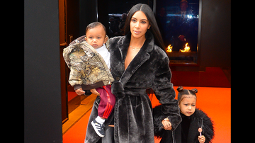 Entertainment News - Kim Kardashian's Response To Mom-Shamers Causes Even More Mom-Shaming