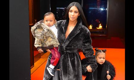 Entertainment News - Kim Kardashian's Response To Mom-Shamers Causes Even More Mom-Shaming