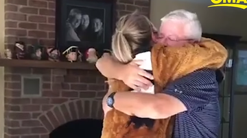 Dave Michaels -  Teacher learns he's getting kidney from former student