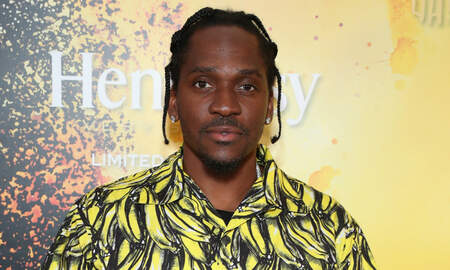 Trending - Pusha T Reveals How He Actually Found Out About Drake's Son