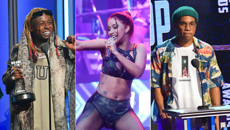 9e4afb161b5ab Cardi B Owns The Stage With  Get Up 10  and  Backin  It Up