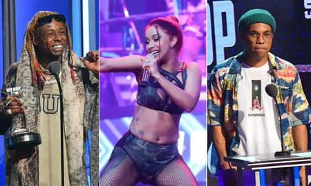 Trending - 2018 BET Hip Hop Awards: Cardi B Wins, Vic Mensa Disses XXXTentacion & More