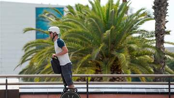 MORNING NEWS - San Diego Could Crack Down on Segway Tours