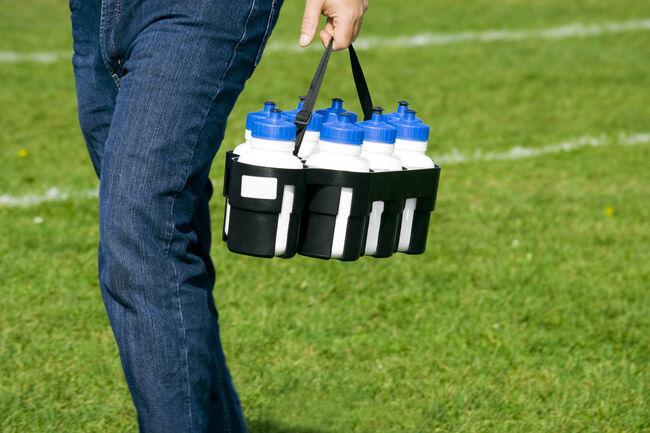 Water Bottles Getty RF