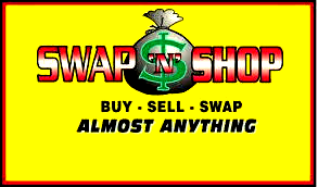 Swap N Shop - Swap N Shop Items Monday 6/24/19