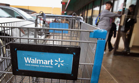 Marty and Jodi in the Morning - Walmart Working On New Shopping Carts That Could Spy On You