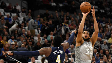 Wolves - Spurs, Timberwolves kick off campaign full of hope | KFAN 100.3 FM