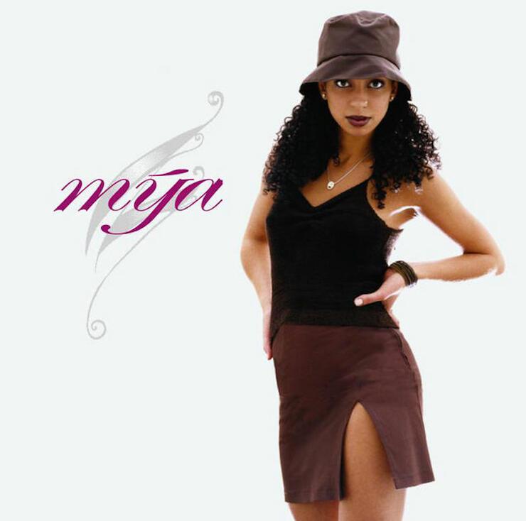 Mya Debut Album Cover