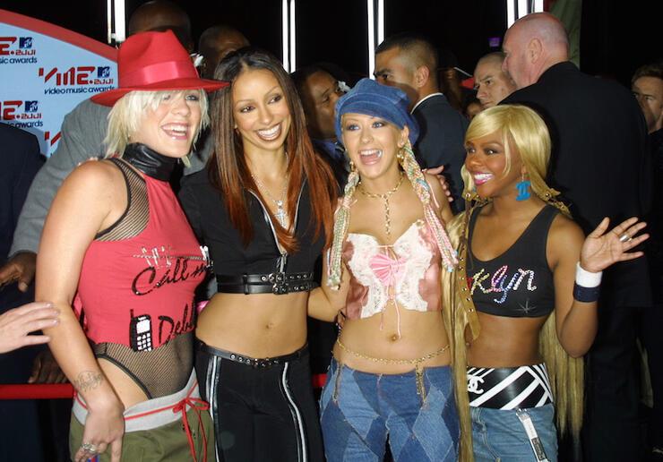Lady Marmalade - Pink, Mya, Christina Aguilera and Lil' Kim