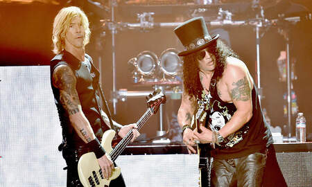 Rock News - Slash Is Happy Axl Rose Didn't Replace Entire Band When He Rejoined GNR