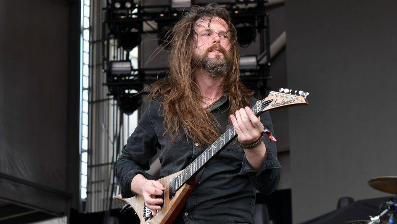 All That Remains Guitarist Oli Herbert Found Dead In Pond