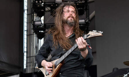 Rock News - All That Remains Guitarist Oli Herbert Found Dead In Pond