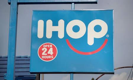 Dreena Gonzalez - It's true, iHOP just opened a bar!