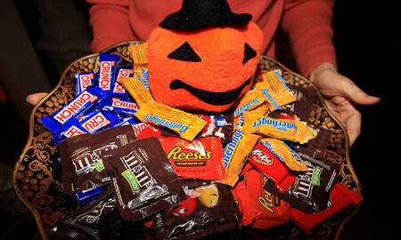 Rock News - Find Out The Most Popular Halloween Candy In Your State