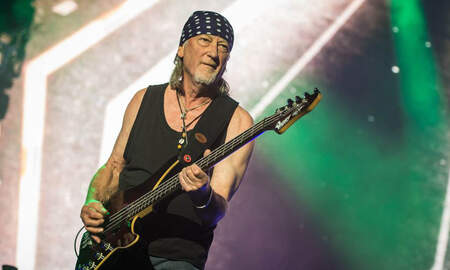 Music News - Deep Purple's Roger Glover Is 'Dreading' Retirement