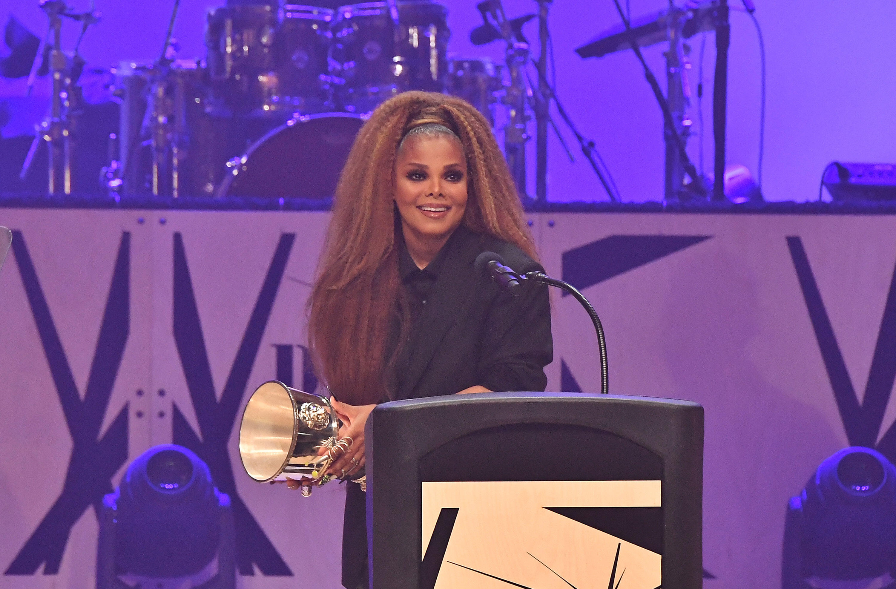 Janet Jackson Receives Another Honor