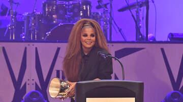 Nina Chantele - Janet Jackson Receives Another Honor
