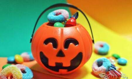 Julie - How Many Jumping Jacks Does It Take To Burn Off Halloween Candy?