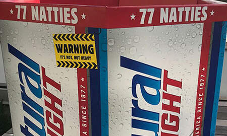 National News - Government Officials Not Happy With New 77-Pack Of Beer