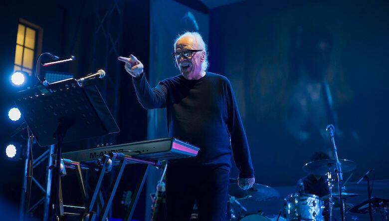 John Carpenter Shares Ominous 'Halloween Triumphant': Listen