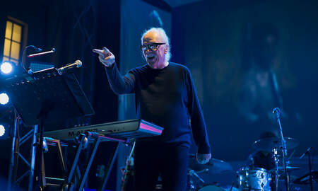 Trending - John Carpenter Shares Ominous 'Halloween Triumphant': Listen