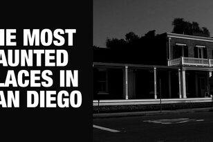 The Most Haunted Places in San Diego