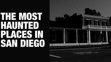 San Diego - The Most Haunted Places in San Diego