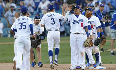 Sports Desk - Dodgers Take 3-2 NLCS Lead On Brewers