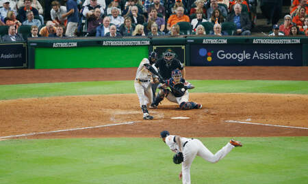 - Red Sox beat Astros to go up 3 games to 1 in ALCS