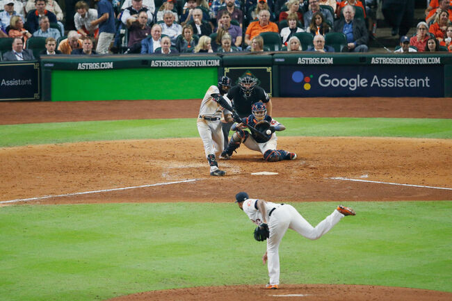 Astros vs. Red Sox