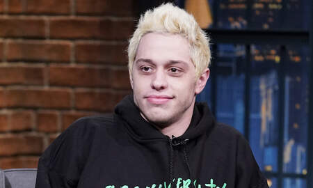 Trending - Pete Davidson Spotted For The First Time Since Ariana Grande Breakup