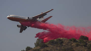 Local News - Wildfire Threat to Return to Southland