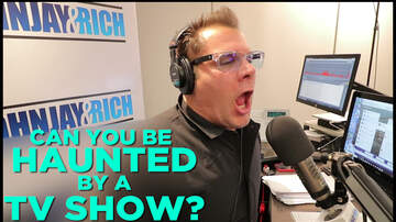 In-Studio Videos - Johnjay is Being Haunted By A TV Show!