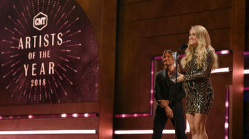 CMT Cody Alan - Carrie Underwood Sends Powerful Message To Females In Music