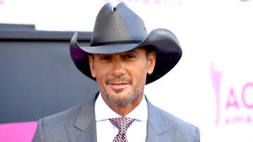 Music News - Tim McGraw Injures His Foot