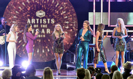 Music News - CMT's Artist of the Year Celebrates Women In Country Music