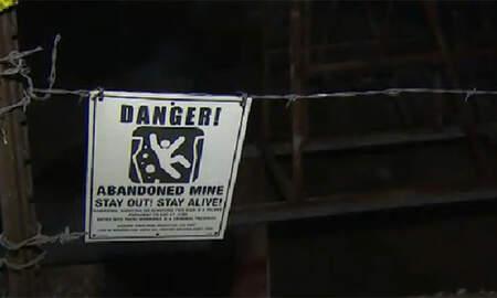 National News - 62-Year-Old Man Survives Fall Down Mine Shaft, Kills Three Rattlesnakes