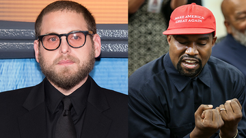 Trending - Jonah Hill Talks Kanye West's Love For Trump On The Breakfast Club