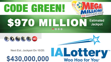 Local News - Record MegaMillions jackpot now $970,000,000