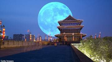 Coast to Coast AM with George Noory - Chinese City May Get Fake Moon