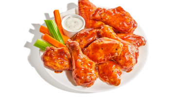 Eric White - GROSS: Pumpkin Spice Wings? How about NOPE!