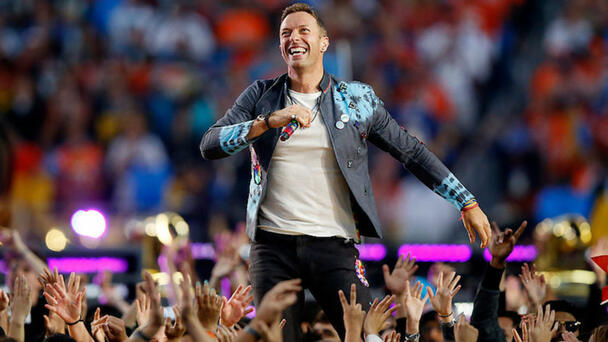 Chris Martin Wants Coldplay To Perform On The Moon
