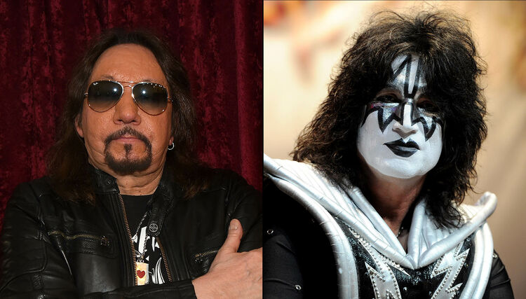 Ace Frehley Punched Tommy Thayer in 2001