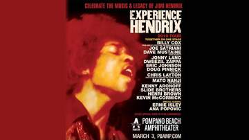 Contest Rules - Experience Hendrix Ticket Takeover