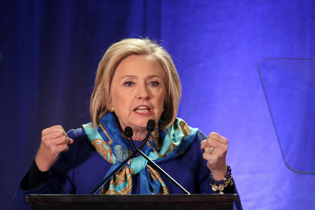 #MeToo Founder Criticizes Clinton