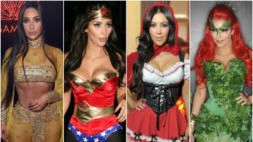 Entertainment News - Here Are All The Times Kim Kardashian Won Halloween