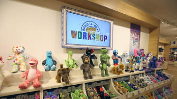 Dave Styles - Build-A-Bear Workshops Will Be In Select Walmart Locations!