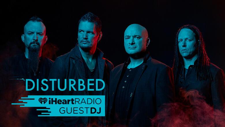 Disturbed Guest DJ